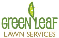 Green Leaf Lawn Services logo